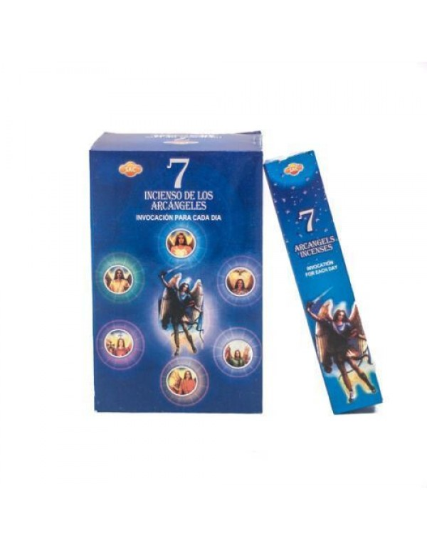 7 Archangel incense - 7 days - 7 Angels