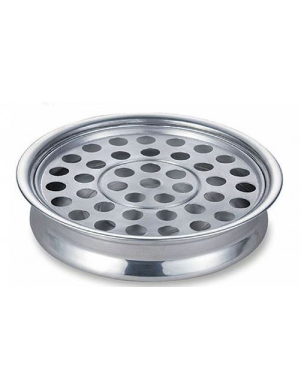 40 hole Stackable aluminium Communion Tray - No lid